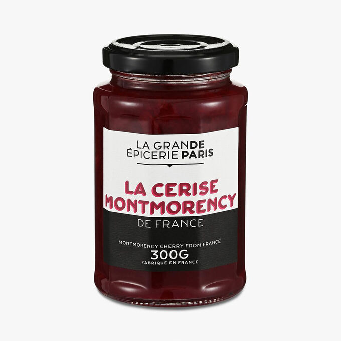 Préparation de fruits Cerise Montmorency de France La Grande Épicerie de Paris