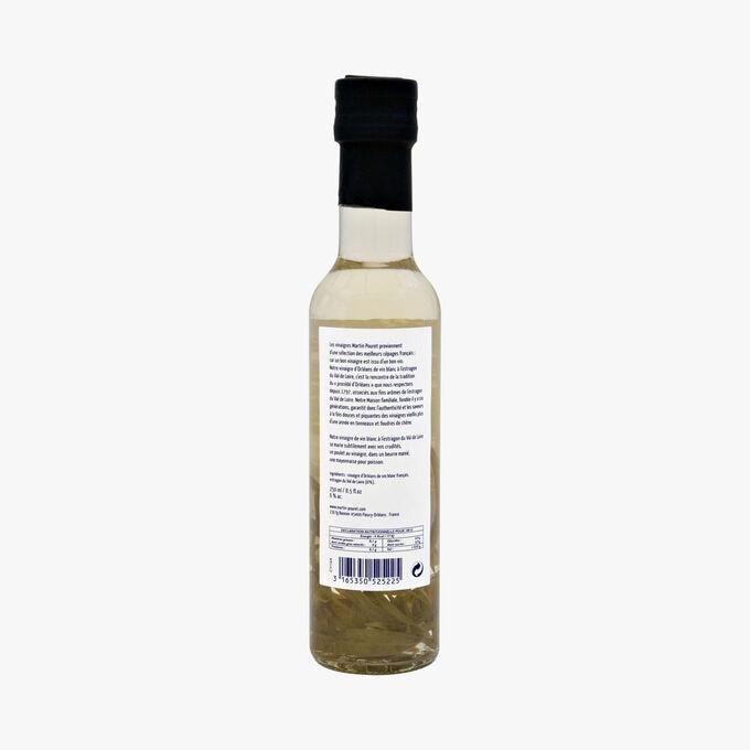 White wine Orleans Vinegar with Loire Valley tarragon Martin Pouret