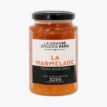 La marmelade trois agrumes La Grande Épicerie de Paris