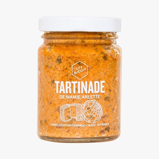 Mamie Arlette's Tartinade Les Niçois