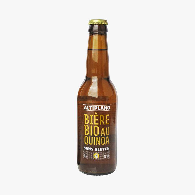 Organic quinoa beer Altiplano