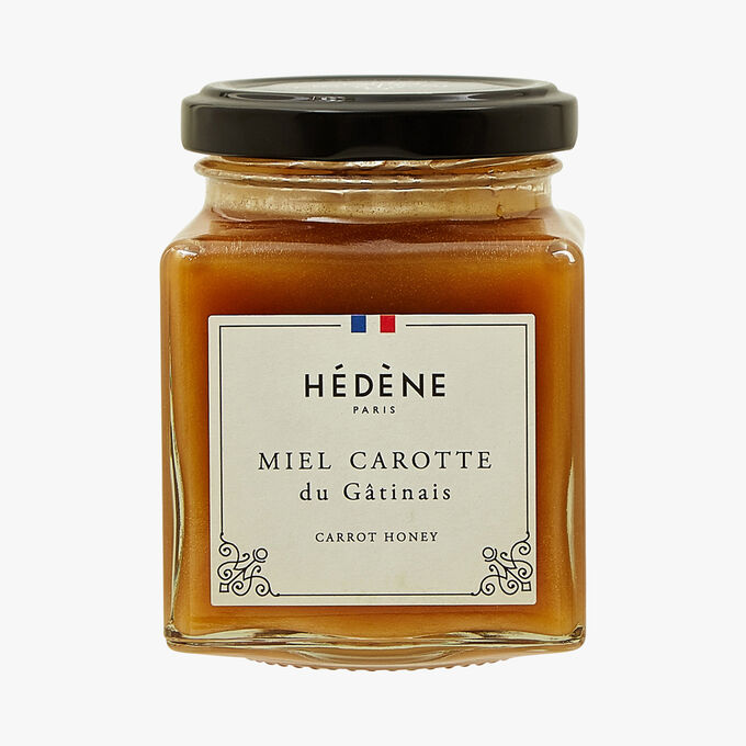 Carrot honey from the Gâtinais Hédène