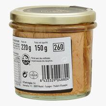 Filets thon blanc du nord à l'huile d'olive El Corte Inglés - Club del Gourmet