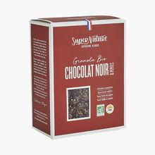 Granola, chocolat noir et pépites SuperNature Catherine Kluger