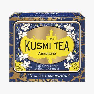 Anastasia, box of 20 tea bags Kusmi Tea