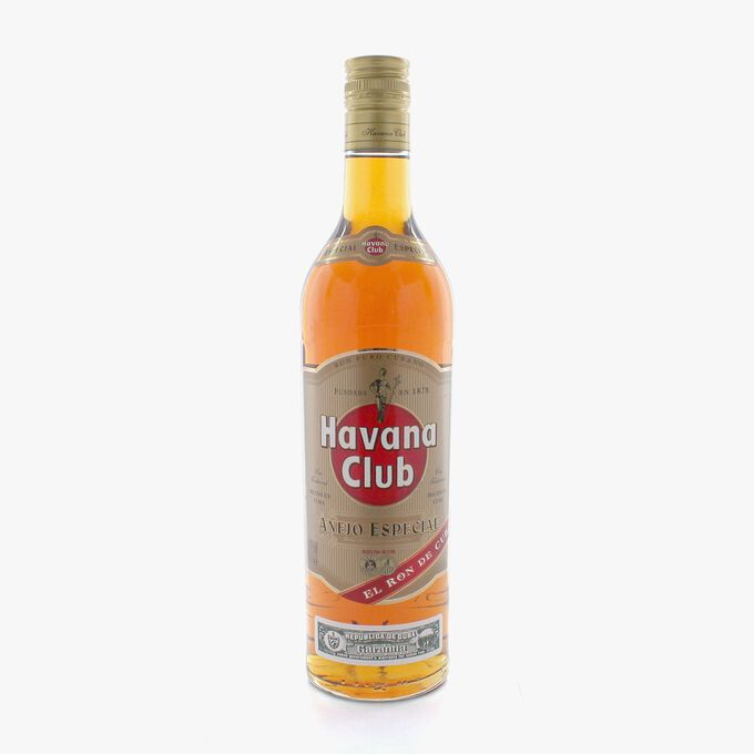 Havana Añejo Especial Rum Havana Club
