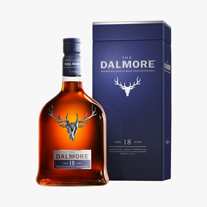Whisky Dalmore 18 ans The Dalmore