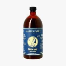 Savon noir à l'huile d'olive Marius Fabre