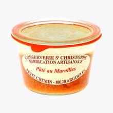 Pâté au maroilles Conserverie Saint-Christophe