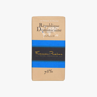 Dominican Republic bar 75 %  Pralus