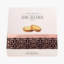 Palets au beurre de baratte et au sel de Guérande Angelina