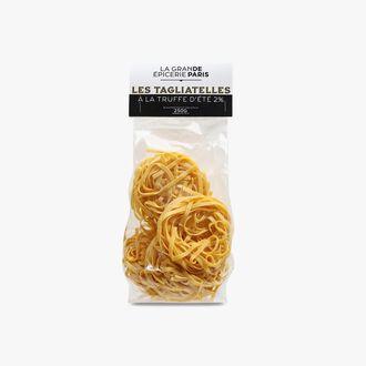 Tagliatelles aux truffes d'été 2% (Tuber aestivum) La Grande Épicerie de Paris