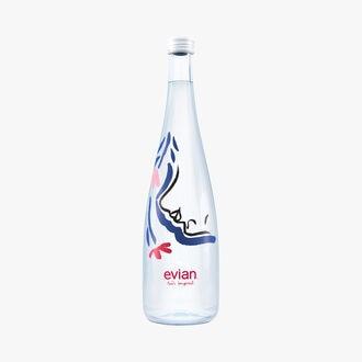 Evian X Inès Longevial, Limited Edition Evian Badoit