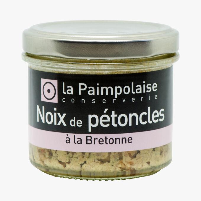 Noix de pétoncles à la bretonne La Paimpolaise Conserverie