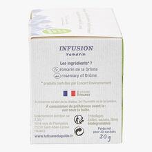 Infusion romarin - 20 sachets La Tisane du Guide
