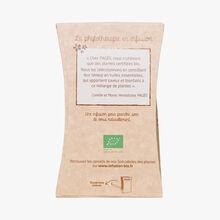 Organic liquorice mint fennel infusion, digestion Pagès