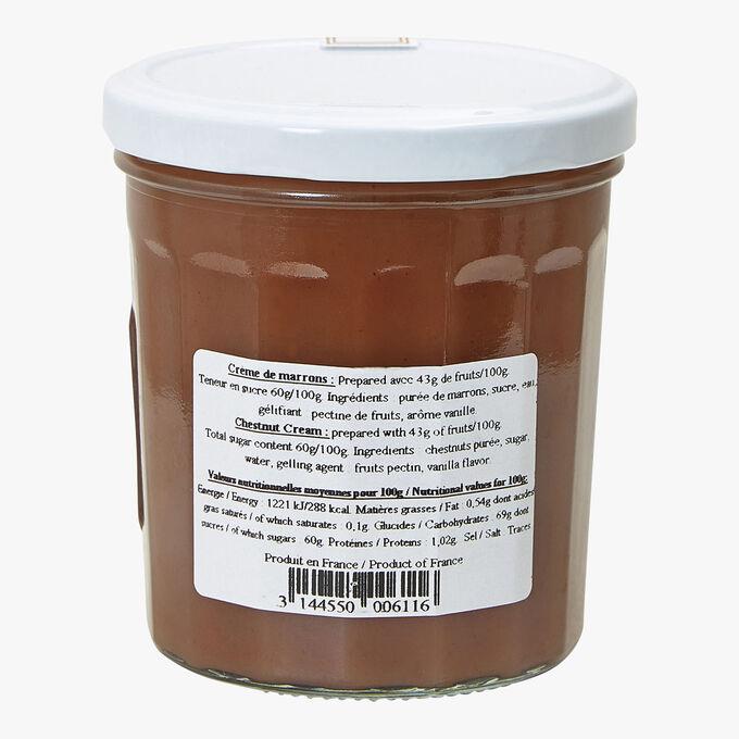 Chestnut spread Eric Bur