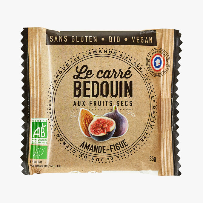 Dried fruit bar - fig almond Bedouin
