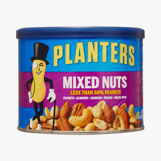 Nut and peanut mixture Planters