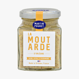 Orleans mustard Martin Pouret