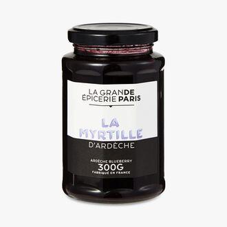 Ardèche blueberry fruit spread La Grande Épicerie de Paris