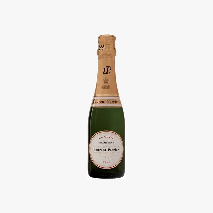 Demi-bouteille Champagne Laurent Perrier La Cuvée Brut Laurent-Perrier