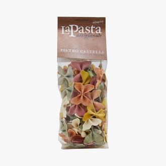 Pasta Butterflies primavera Pietro Castelli