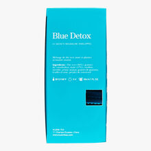 Blue Detox, assortment of 24 enveloped muslin teabags Kusmi Tea