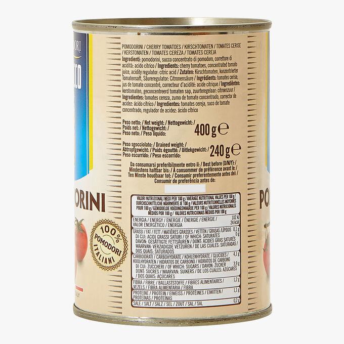 Pomodorini - Canned cherry tomatoes De Cecco