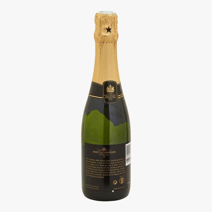 Demi bouteille de Champagne Moët brut impérial Moët & Chandon
