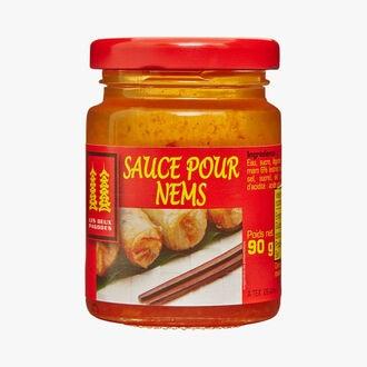 Sauce piquante pour nems Les Deux Pagodes