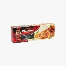 Véritables galettes écossaises au gingembre Walkers