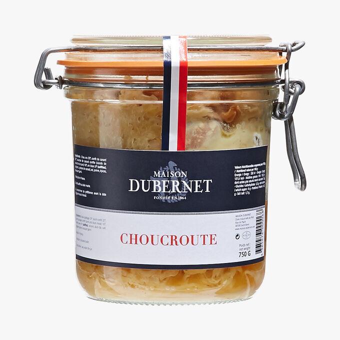 Choucroute Maison Dubernet