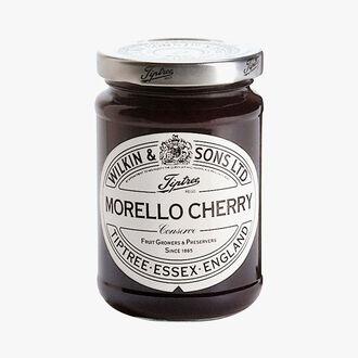 Morello cherry extra jam Wilkin & Sons