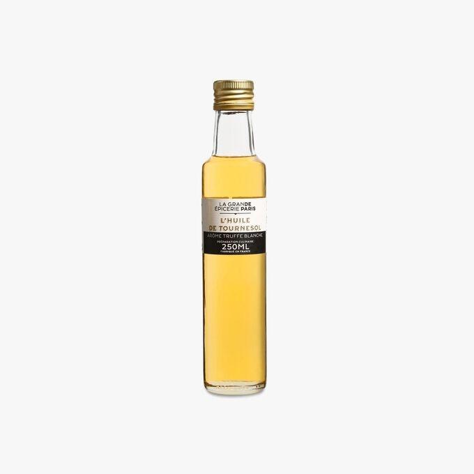 White truffle-flavoured sunflower oil La Grande Épicerie de Paris