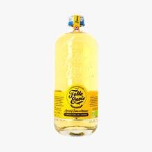 Apéritif Folle Envie, écorces de citron jaune et cardamone Folle Envie