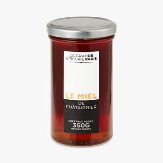 Chestnut honey La Grande Épicerie de Paris