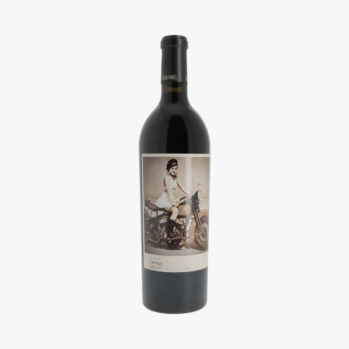 The Biker 2016 Four Vines