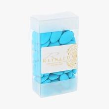 Dragées Chocolat Cacao 70 % - Bleu caraïbes Reynaud