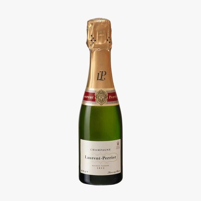 Quart de bouteille Champagne Laurent Perrier La Cuvée Brut Laurent Perrier