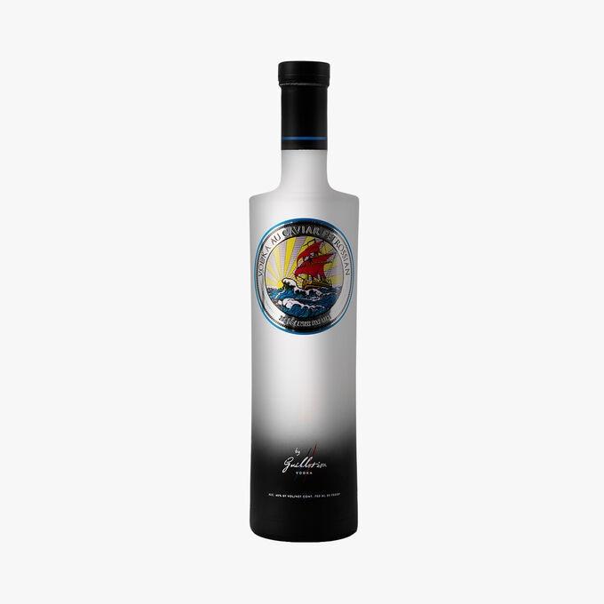 Vodka au Caviar Petrossian Guillotine Vodka