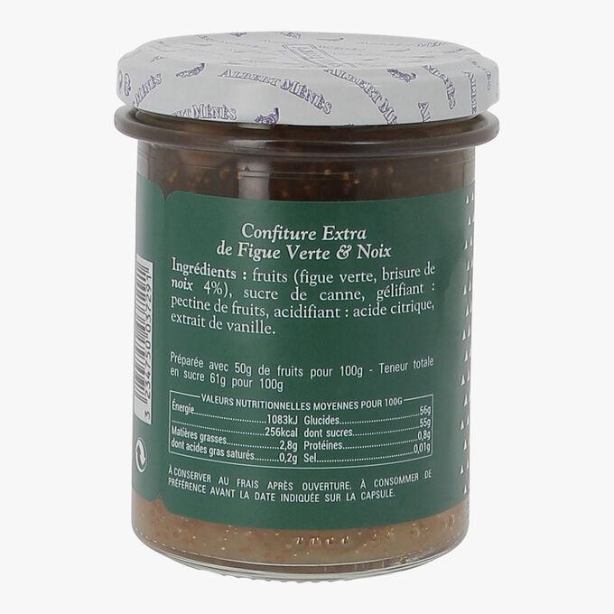 Green fig and nut extra jam   Albert Ménès