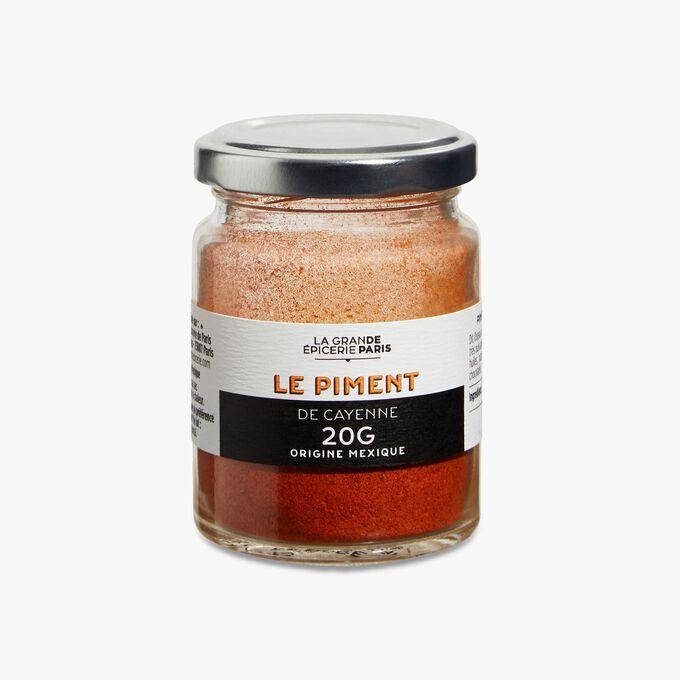 Piment de Cayenne La Grande Épicerie de Paris