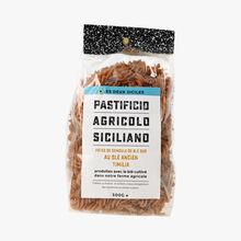 Fusilli au blé Timilia Les deux siciles