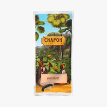 Tablette chocolat noir Bélize Chapon
