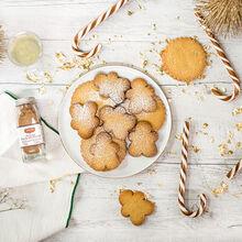 Les Sablés de Noël Recette proposée par La Grande Épicerie de Paris