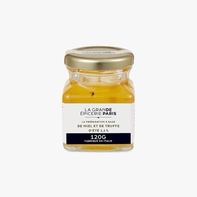La préparation à base de miel et de truffe d'été 1,1% La Grande Épicerie de Paris