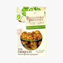 Les croquets, tomates de Provence & piment d'Espelette AOP Biscuiterie de Provence