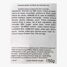 Dark chocolate almonds La Grande Épicerie de Paris