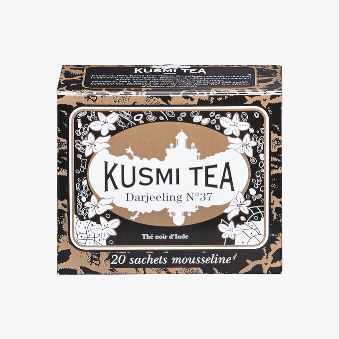 Darjeeling n°37 boîte de 20 sachets  Kusmi Tea